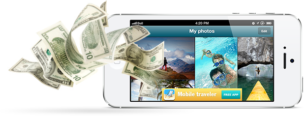 Ways to Make Money from Mobile Applications