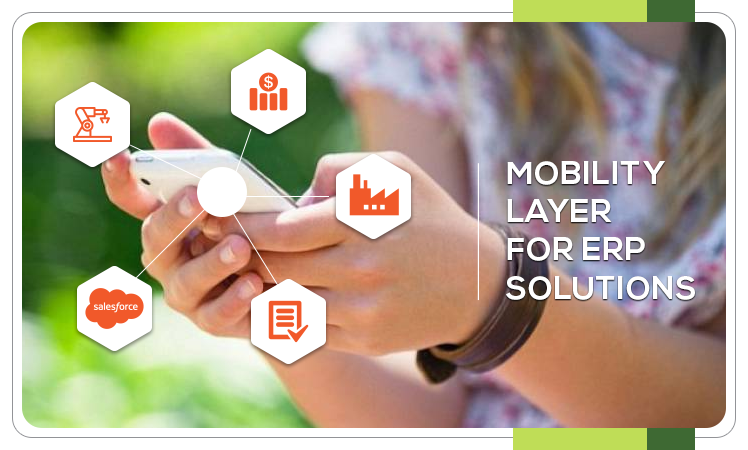 ERP solutions and mobility