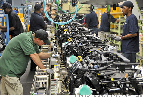Mobility in Manufacturing, The Advantages of Mobility in Manufacturing