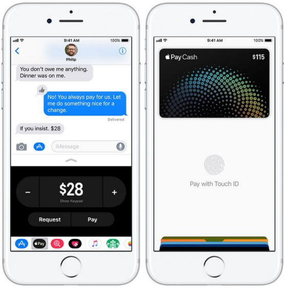 Apple Pay in iMessage_Appstudioz